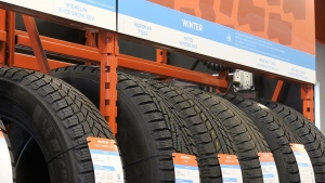 Shop owners warn of possible winter tire shortage