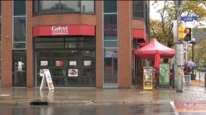 Gabriel Pizza on Bank Street in Ottawa. (Colton Praill/CTV News Ottawa)