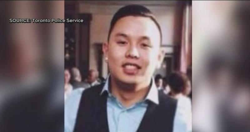 Cambridge man identified in Toronto shooting