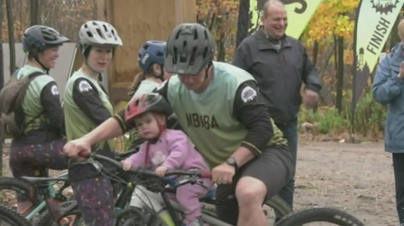 'Three Tower Trail' network opens in North Bay
