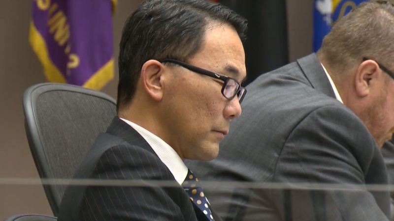 Sean Chu, who is seeking re-election in Ward 4 on Monday, is facing criticism over allegations that were levelled against him 14 years ago.