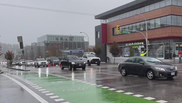 Seguridad en la conducción durante lluvias intensas