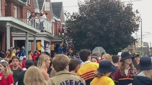 Homecoming in Kingston