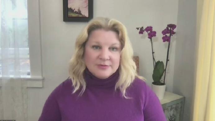 Laura Tamblyn Watts, CEO of CanAge, a senior's advocacy organization