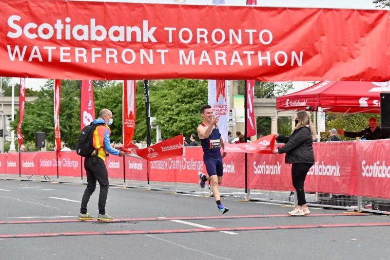 Ben Flanagan of Kitchener wins 10K Championships