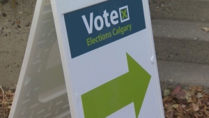 Advance votes say a record number of ballots, but many Calgarians say they're still waiting for election day to make their final choices.