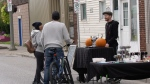 Open Streets in Windsor, Ontario on Sunday October 17, 2021 (Bob Bellacicco / CTV News)