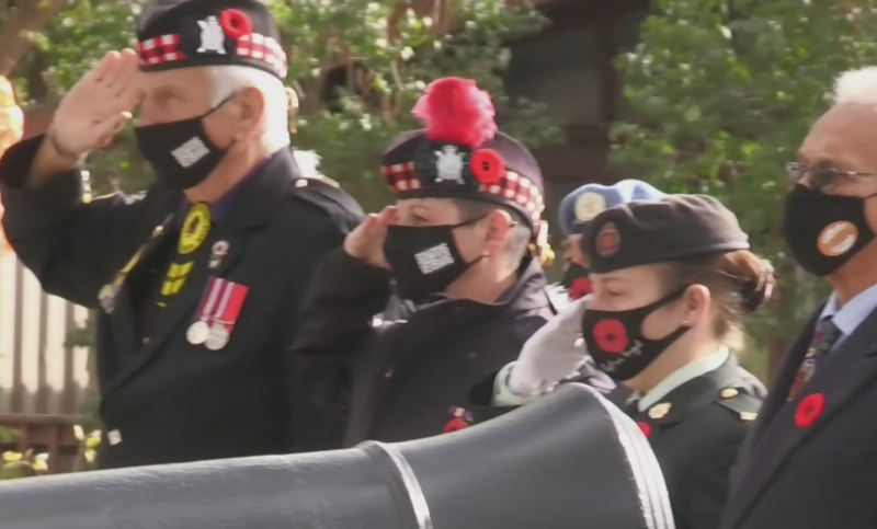 Calls to remove Queen Victoria statue in Kitchener