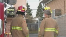 Fire crews respond to two fires