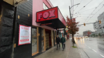 The Fox Cabaret in Vancouver is seen on Sunday, Oct. 17, 2021. (CTV)