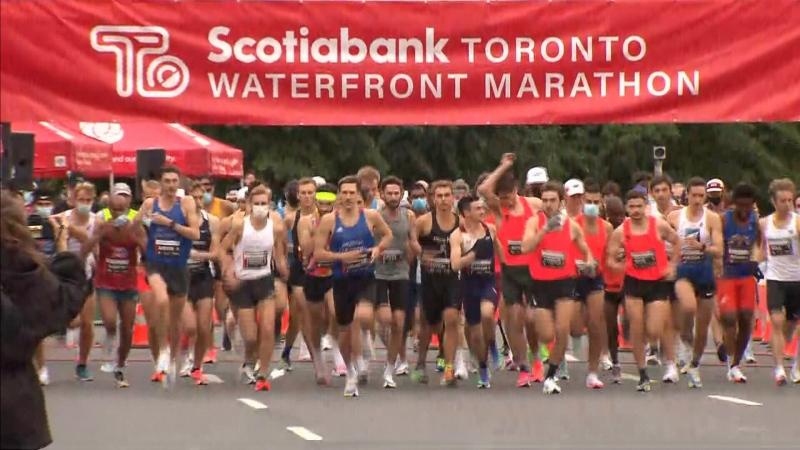 waterfront marathon