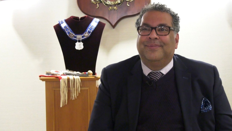 Naheed Nenshi, Calgary's outgoing mayor, sat down with CTV News ahead of the city's municipal election to reflect on his three terms in office.