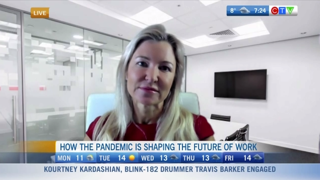 how the pandemic is shaping the future of work