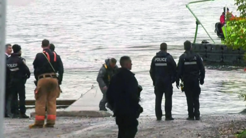 Body of Montreal firefighter recovered
