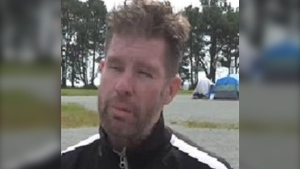 Colin Spires, 50, was last seen in the Burnside Gorge area on Sept. 26. (CTV News)