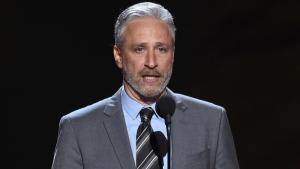 Jon Stewart on Trump, American democracy