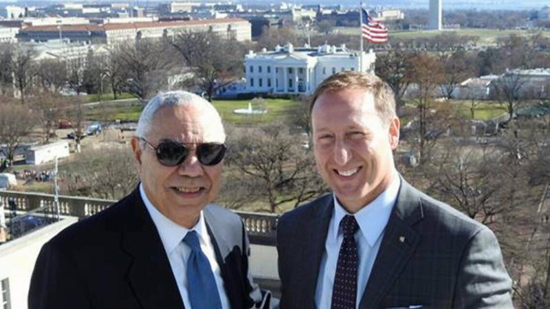 MacKay reflects on Colin Powell's life