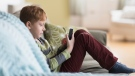 Nearly one-third of parents of children ages 7 to 9 reported their kids used social media apps in the first six months of 2021. (Tetra Images/Getty Images)