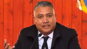 Chief Teegee reacts to Trudeau's visit to B.C.