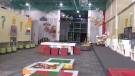 Kaleidoscope Play Centre in Barrie, Ont. on Mon. Oct. 18, 2021 (Siobhan Morris/CTV News)