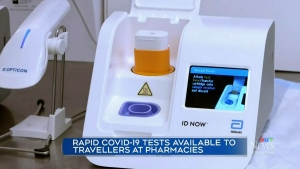 Pharmacies can now do rapid testing in Manitoba