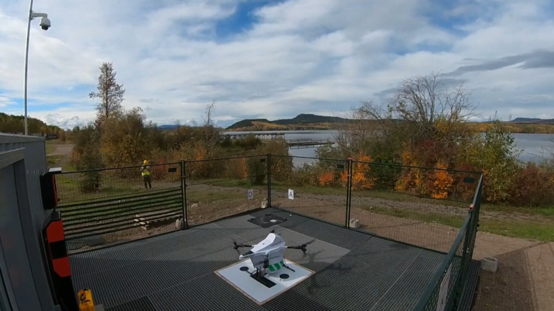 (Drone Delivery Canada)