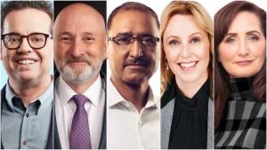 Michael Oshry, Mike Nickel, Amarjeet Sohi, Kim Krushell and Cheryll Watson are among those seeking to be Edmonton's 36th mayor in the 2021 election