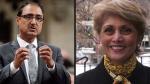CTV News projects Amarjeet Sohi will be Edmonton's 36th mayor and Jyoti Gondek has been elected as Calgary's next mayor.