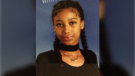 A photo of 14-year-old Shyla Stephenson police say hasn't been seen since leaving her home Monday around 9 p.m. (Courtesy South Simcoe Police)