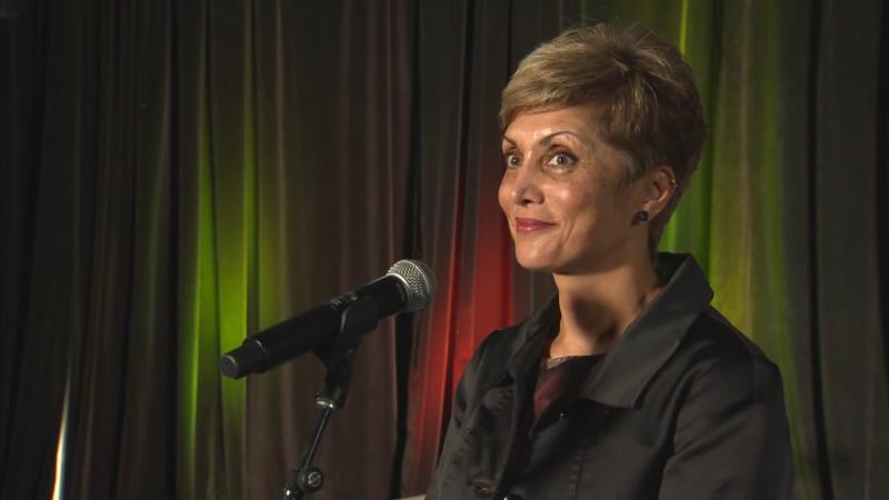 mayor-elect, Jyoti Gondek, election night, Calgary