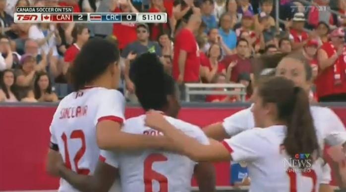 Women's soccer team ready for celebration tour