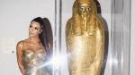 Kim Kardashian helps solve stolen Egyptian coffin