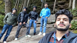 A group of men hiking in B.C.'s Golden Ears Provincial Park in October 2021 used their turbans to rescue a pair of stranded hikers.