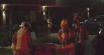 Fire that tore through garage being investigated