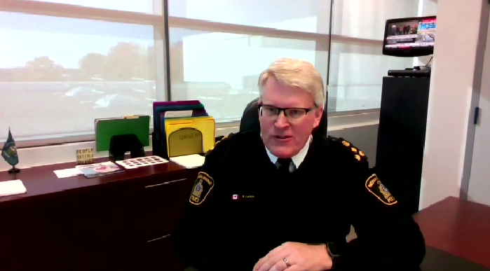Chief Chat: WRPS Safe Semester program