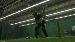 Jatinder Matharu is the latest Manitoban to be selected to the national senior cricket team (Joey Slattery, CTV News)