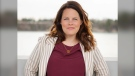 Kourtney Penner, nee Branagan, was elected councillor of Ward 11 in the 2021 Calgary municipal election. (supplied)