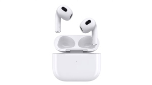 Apple's AirPods have emerged as a surprise status symbol and a hit for the company. (Apple)