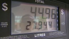 Gas prices climb to near record highs