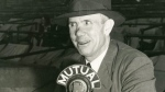 Jack Graney broadcast Cleveland Indians games from 1932-1953 after career as a player. (Source: Margot Graney Mudd)