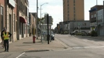 Crime in downtown a persistent problem