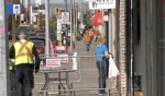The Sault Ste. Marie Downtown Association is exploring other means of protecting businesses from crime. (Mike McDonald/CTV News)
