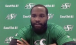 Riders' receivers return to the field