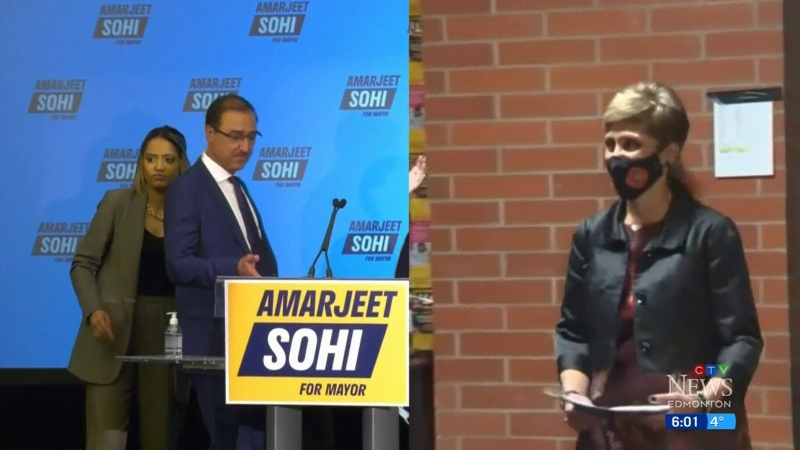 Mayoral firsts for Edmonton and Calgary