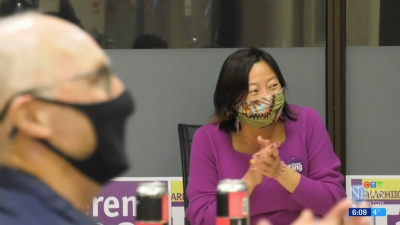 New council's political makeup