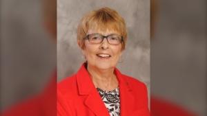 Thames Valley District School Board Trustee, Joyce Bennett (Source: TVDSB)