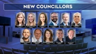 With nine new city councillors elected, Calgary municipal politics gets an injection of fresh faces
