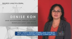 New docu-series takes aim at COVID misinformation