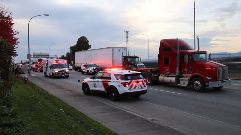 A fatal crash in Richmond that happened on Oct. 19, 2021, is under investigation.