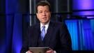 Fox News Channel anchor Neil Cavuto in New York, on March 9, 2017. (Richard Drew / AP)